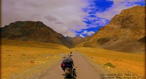Into The Lahaul & Spiti Valley on a Bike