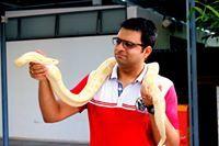 Giriraj Deshpande Travel Blogger