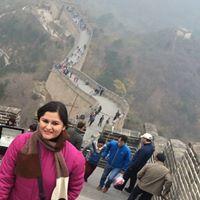 Shagun Sharma Travel Blogger
