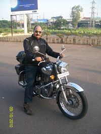 Umesh Nadkarni Travel Blogger
