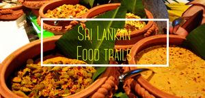 Finger-licking dishes in Sri Lanka