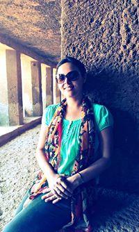 Tanvi Sharma Travel Blogger