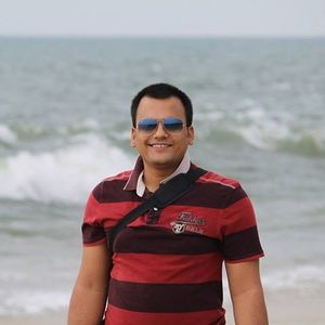 Ankit Mishra Travel Blogger