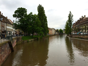 A day in STRASBOURG, France.