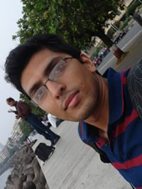 Ashish Gupta Travel Blogger