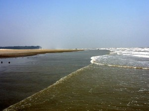 Gangasagar: of holy confluence and religious heritage