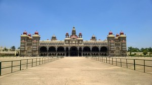 Mysore: along a heritage trail