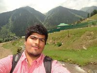 Ashwin Vasishta Travel Blogger