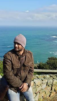 Priyank Shah Travel Blogger