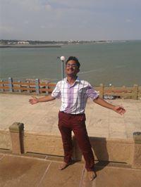 Naman Goyal Travel Blogger