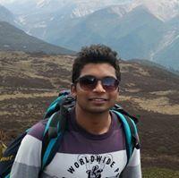Mohit Ebenezer Travel Blogger