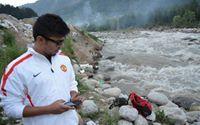 Ronit Borpujari Travel Blogger