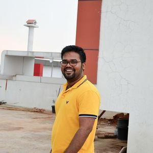 Sandeep Ponagandla Travel Blogger