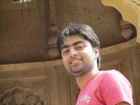 Deepak Jharodia Travel Blogger