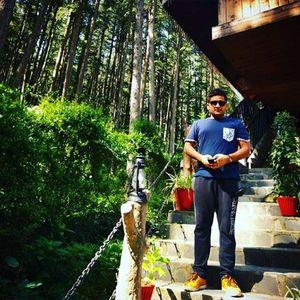 Mudit Grover Travel Blogger