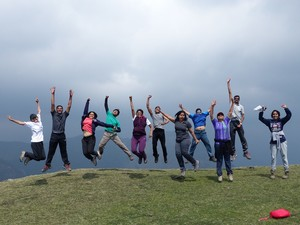 A beautiful Himalayan journey - Roopkund trek! :)
