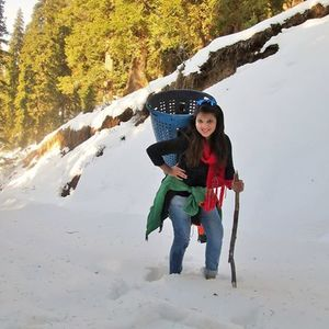 Akanksha Mishra Travel Blogger