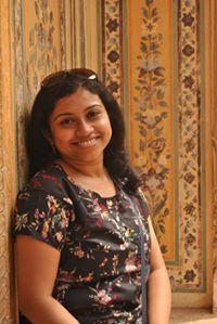 Moumita Chakraborty Travel Blogger