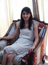Subasri Santhanam Travel Blogger