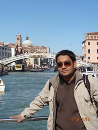 Shouvik Mazumdar Travel Blogger