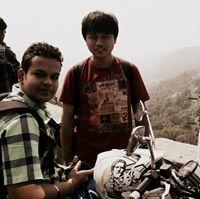 Punit Joshi Travel Blogger