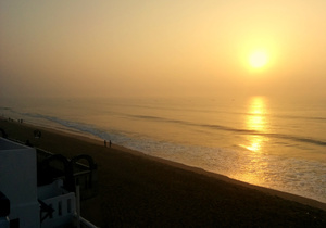 Gopalpur On Sea - A Perfect Weekend Getaway