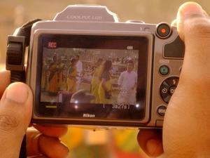 Holi Festival @ Shanti Niketan
