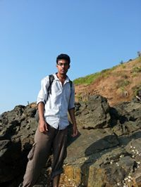 Mohit Bajaj Travel Blogger