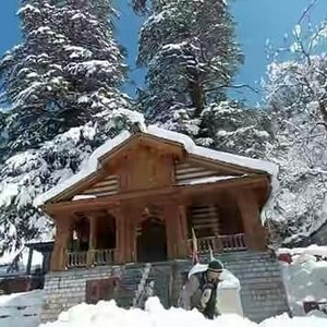 Beautiful Sharvari Mata Temple at Shuru Near Manali