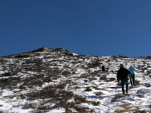 The solo trip to Himalayas..chandrashila trek..