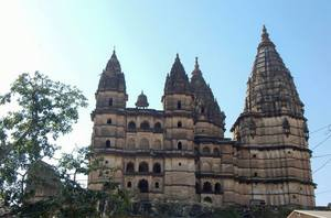 Orchha - A small village with a little royalty