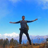 Sourav Mondal Travel Blogger