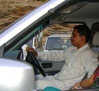 Kamran Shafi Travel Blogger