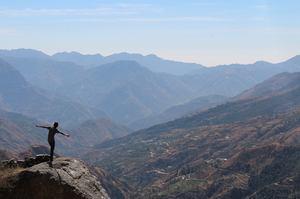 My first solo trek:Churdhar peak