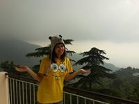 Shagun Daral Travel Blogger