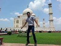 Rajat Garg Travel Blogger