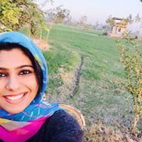 Aishwarya Nair Travel Blogger