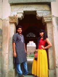 Santwana Dwivedy Travel Blogger