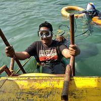 Babji Urulapu Travel Blogger