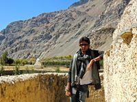 Saikat Sahu Travel Blogger