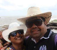 Vinesh Gada Travel Blogger