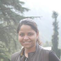 Shreya Agarwal Travel Blogger