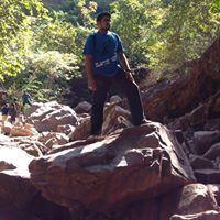 Koushik Prashanth Travel Blogger