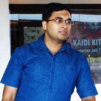 Indranil Chakravorty Travel Blogger
