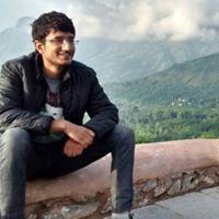 Ashish Pathak Travel Blogger