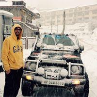 Tushar Mehta Travel Blogger