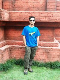 Debanjan Bhattacharya Travel Blogger