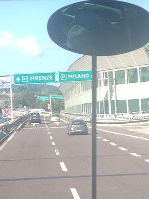 Firenze....Birthplace of Pizza ^_^