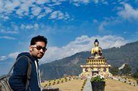 Anirban Mitra Travel Blogger