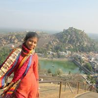 Mousumi Mishra Travel Blogger